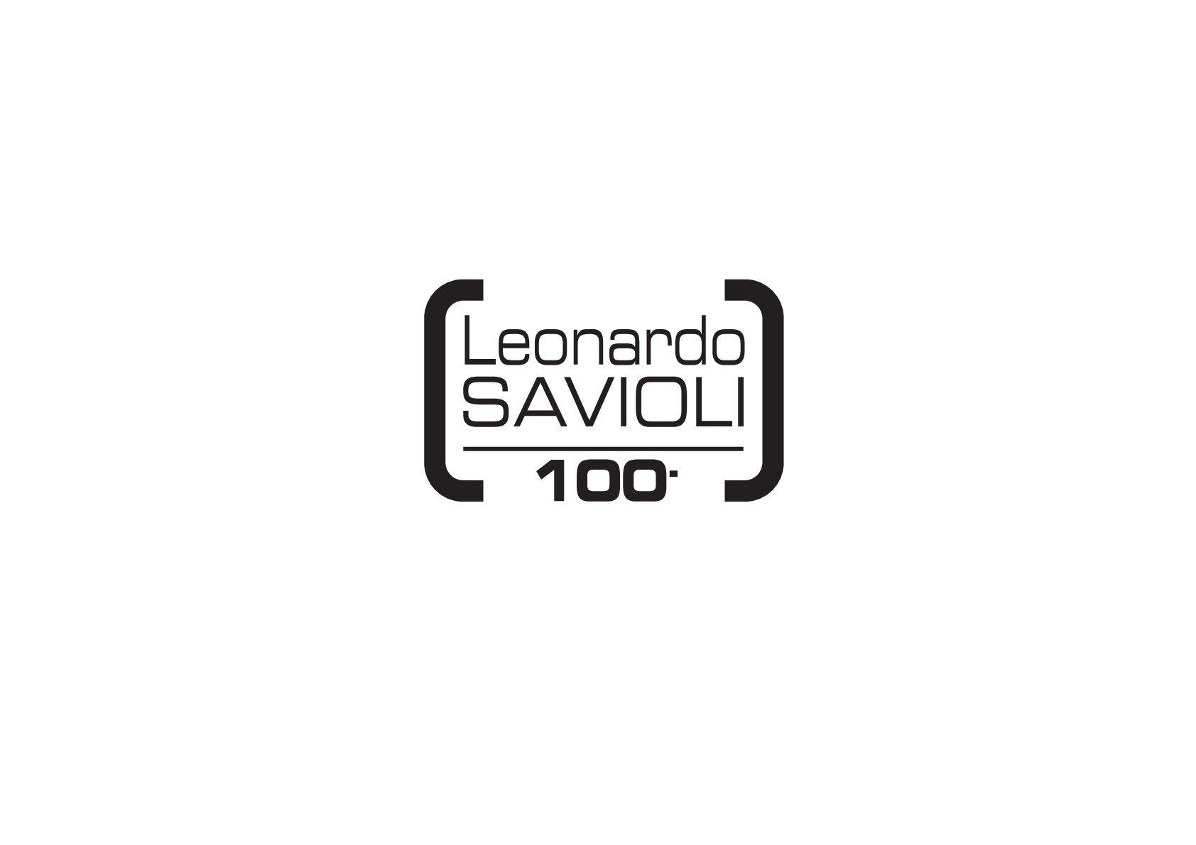 SAVIOLI100 logo 001